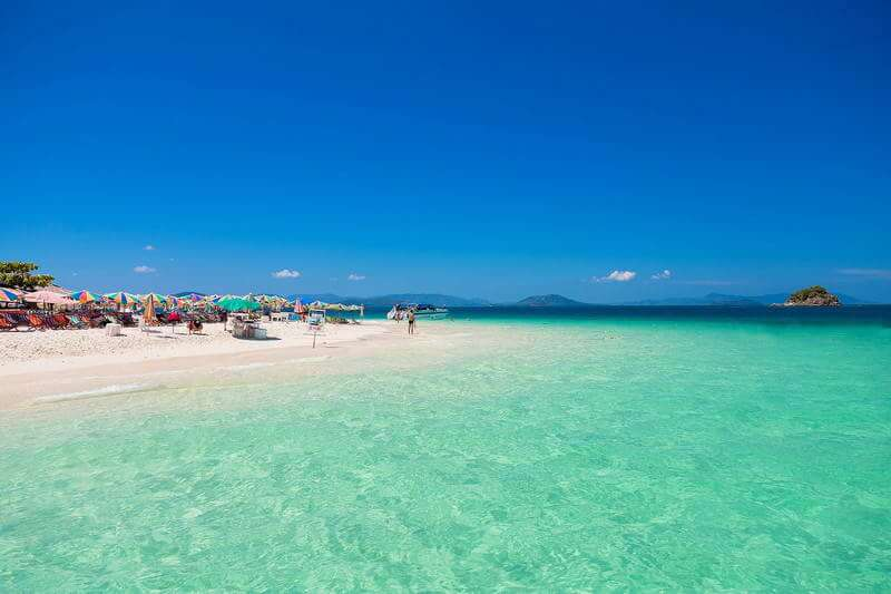 カイ島バンブー島