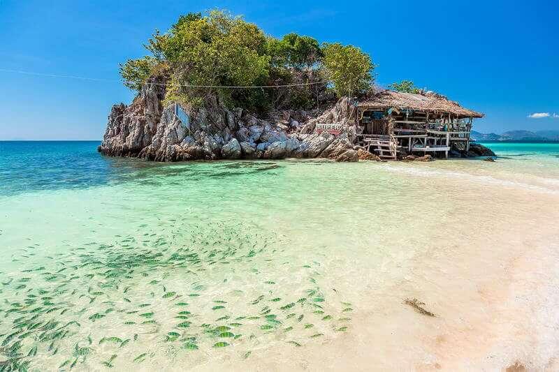 プーケットカイ島