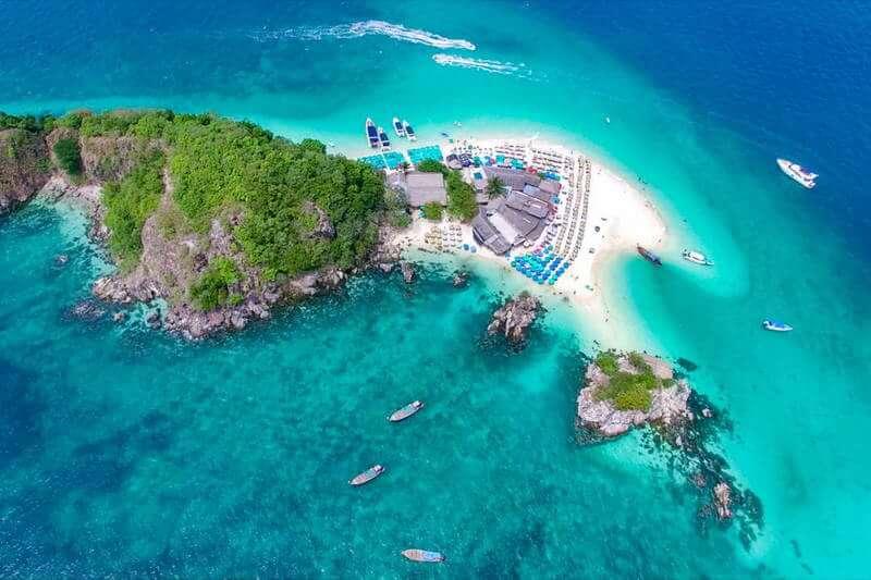 バンブー島 カイ島