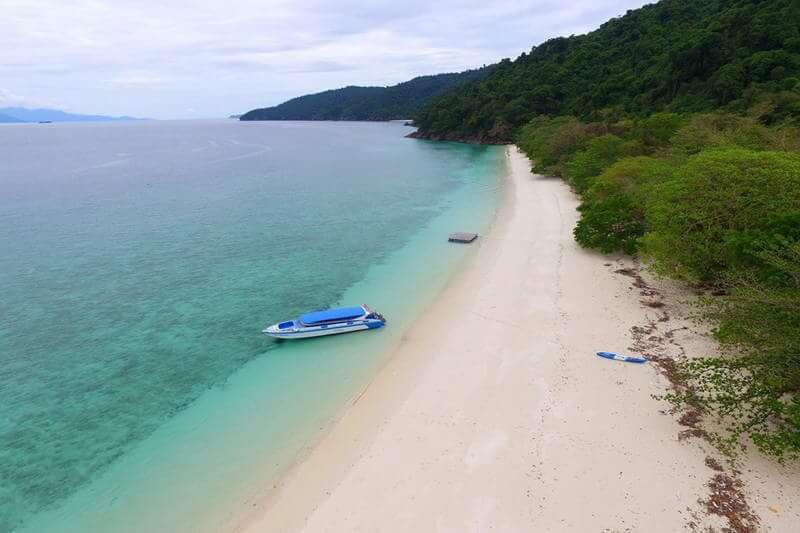 ロック島 タイ