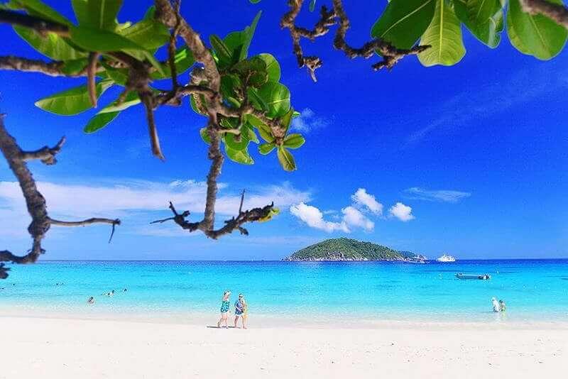 プーケット シミラン諸島