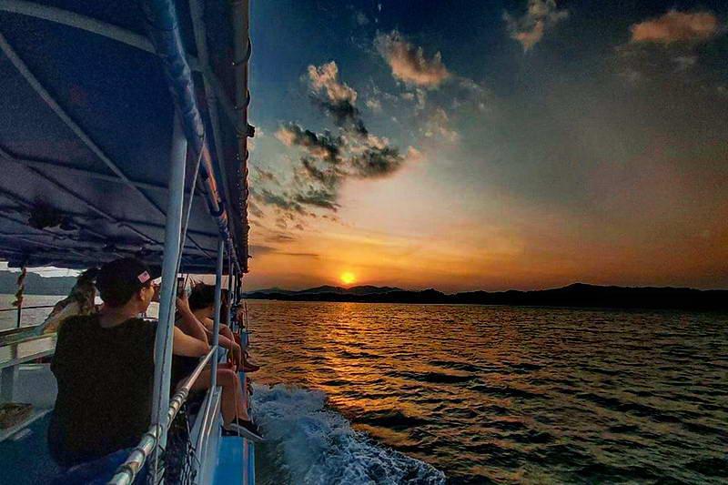 パンガー湾海洋国立公園