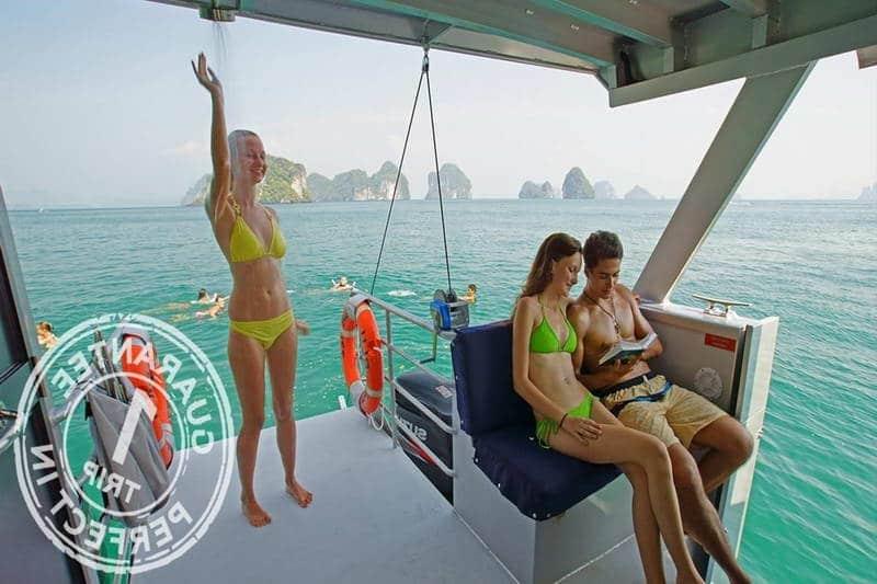 パンガー湾国立公園 ツアー
