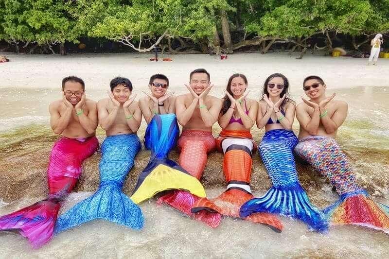 タイ シミラン諸島
