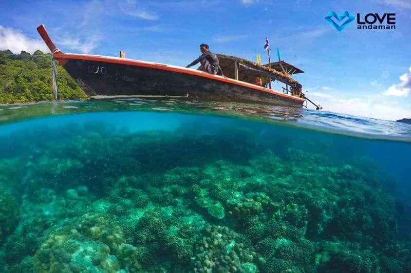 スリン諸島 タイ