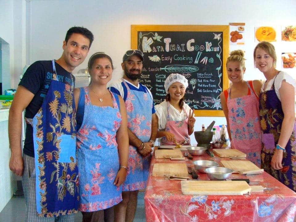 タイ 料理 教室