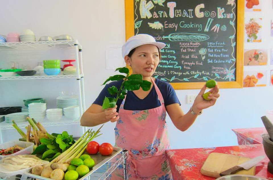 タイ料理教室プーケット
