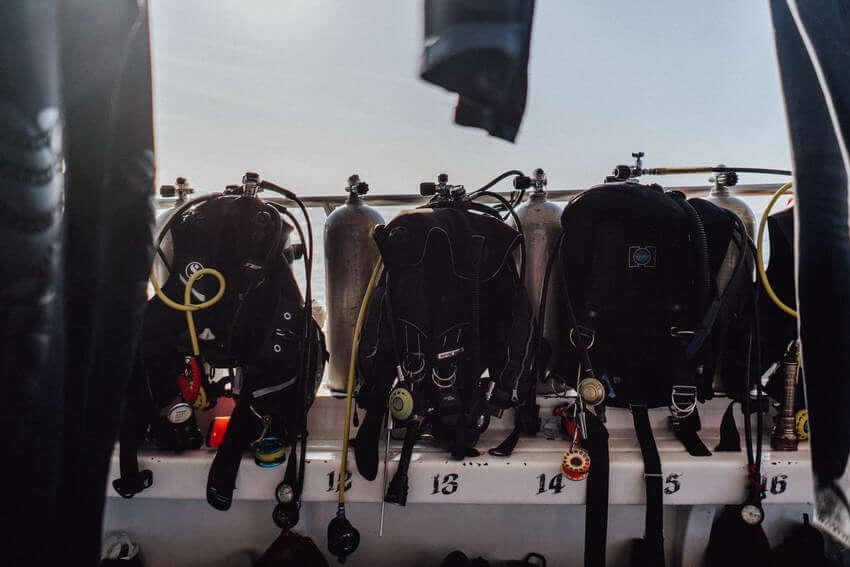 シミラン諸島 ダイビング ツアー