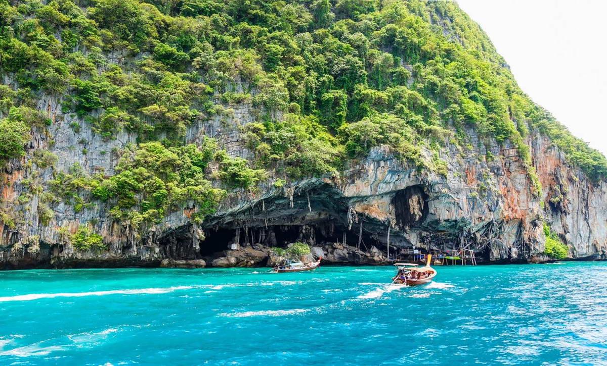 プーケット ピピ島 バンブー島